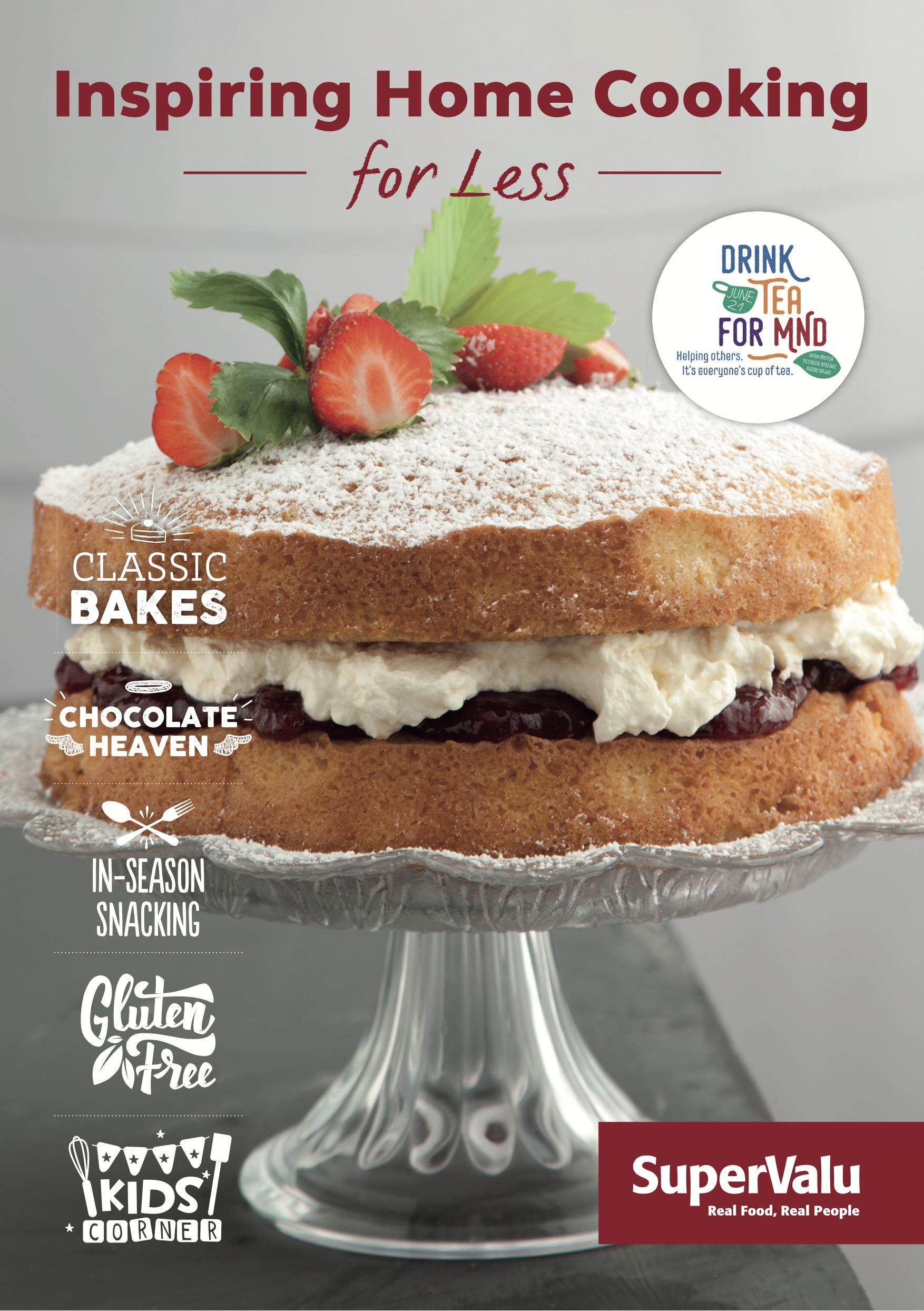Recipes Booklet